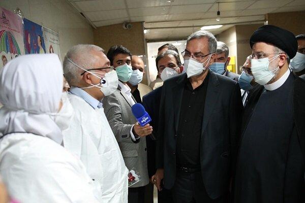 Cumhurbaşkanı Reisi ilk gezisini Huzistan eyaletine gerçekleştirdi