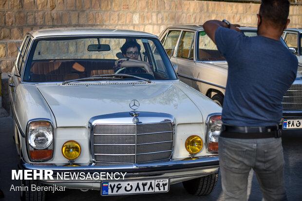 klasik araba
