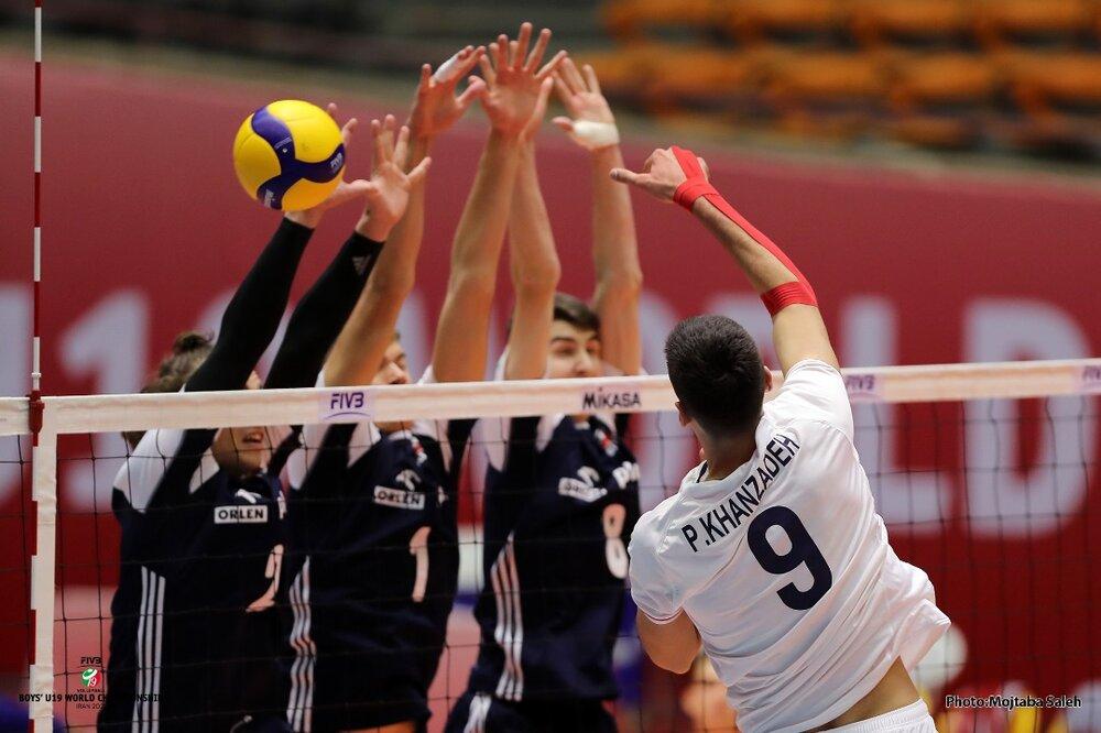 نوجوانان ایران برابر لهستان شکست خوردند/ تلاش برای عنوان سومی