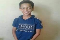 شهادت یک کودک فلسطینی به ضرب گلوله نظامیان صهیونیست