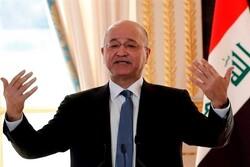 تحریمکنندگان انتخابات پارلمانی عراق در تصمیم خود تجدید نظر کنند