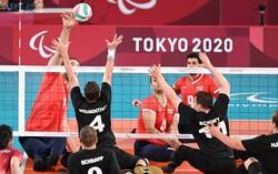 صعود تیم ملی والیبال نشسته ایران به فینال/ در انتظار هفتمین طلا