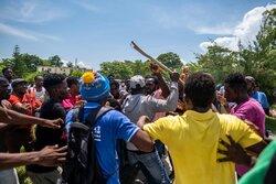 هائیتی یک هفته پس از زلزله