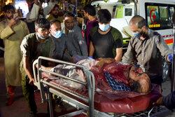 کابل ایئرپورٹ دھماکے میں ہلاکتوں کی تعداد 170 ہوگئی