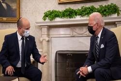 Netanyahu, Biden ile alay etti