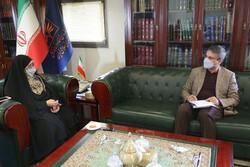 سازمان اسناد و کتابخانه ملی ایران آماده تبادل منابع دیجیتال است