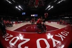 Iran's wheelchair basketball falls short against Britain