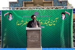 توفیق برگزاری محافل انس با قرآن به برکت خون شهدا حاصل شده است