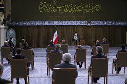 Devrim Lideri'nin bakanlar kurulu üyleleriyle görüşmesinden kareler