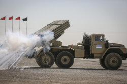 """2021 Army Games """"Lord of Weapons"""" contest in Isfahan"""