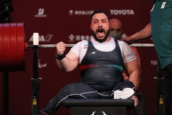 Rostami wins 1st gold for Iran in Tokyo Paralympics (+VIDEO)