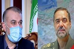 لماذا حصل وزيرا الخارجية والدفاع الايرانيان علی أغلب الأصوات ؟