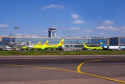 تهدید به بمبگذاری هواپیما در فرودگاه مسکو