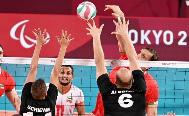 Iran sitting volleyball wins Brazil in Tokyo Paraolympics