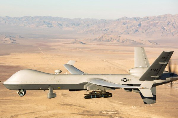 US retaliates against ISIL with drone strike in Afghanistan