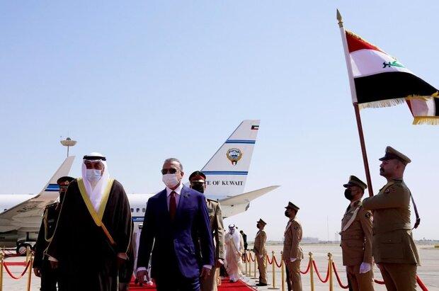 3875138 - شخصیت هایی که برای شرکت در نشست بغداد وارد عراق شدند+تصاویر