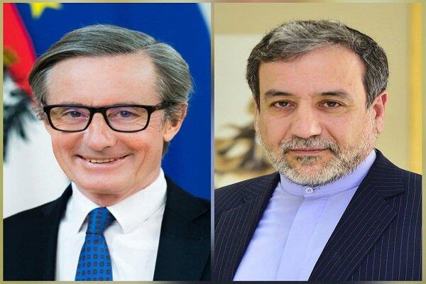 Iran, Austria confer on Afghanistan