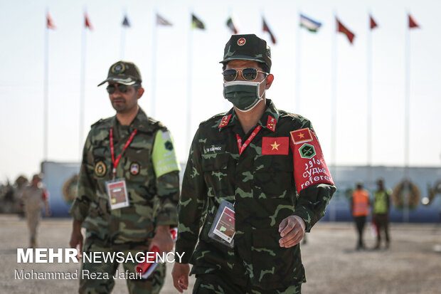 """2021 Army Games """"Lord of Weapons"""" contest"""