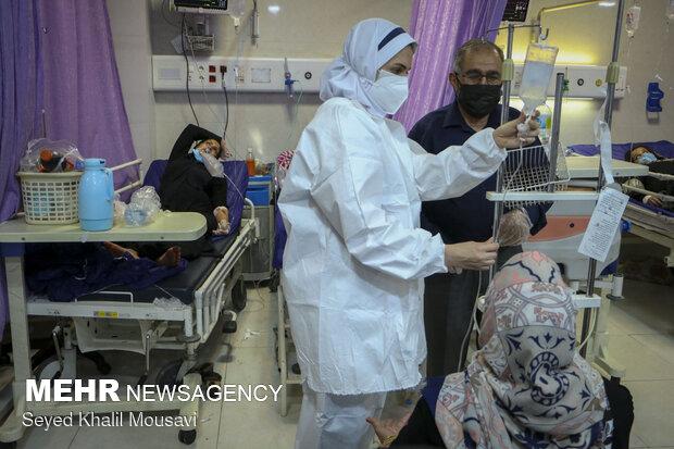 تسجيل 15 الفا و294 إصابة جديدة و 284 وفاة بفيروس كورونا