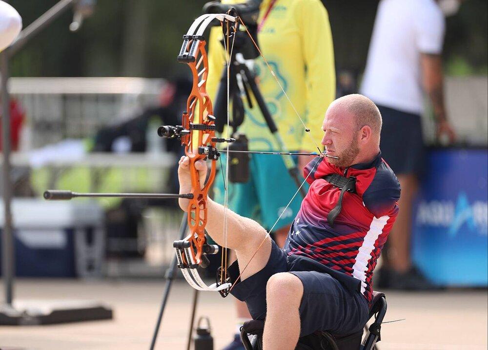 Armless archer Stutzman happy to be inspirational