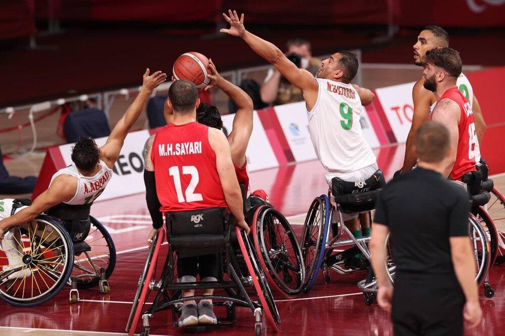 اردوی بسکتبال باویلچر در آمل مطلوب است/درفکر قهرمانی پارآسیایی
