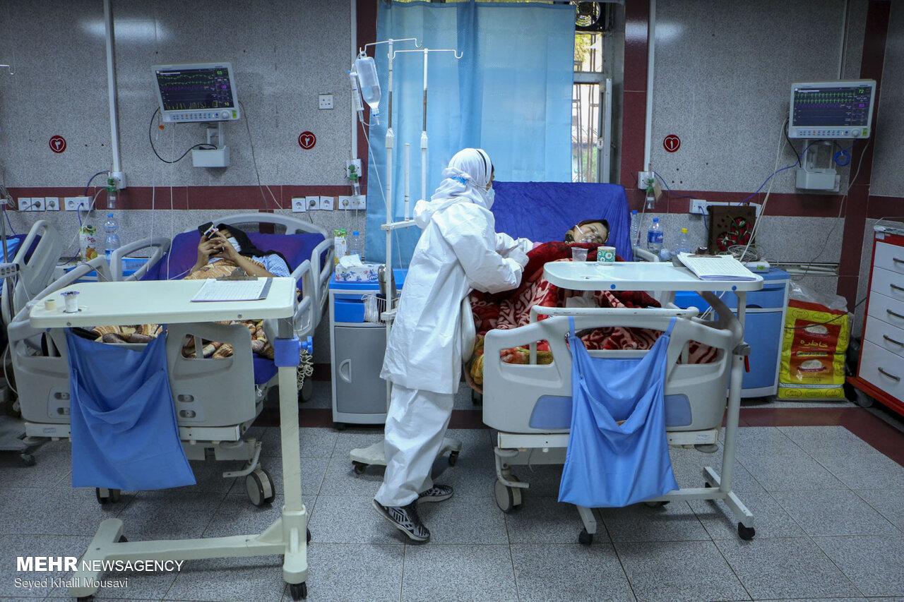 مرگ ۸۴ بیمار بد حال کرونایی را تهدید می کند