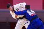 اللجنة البارالمبية الدولية تُثمّن اداء المنتخب الايراني لجودو المكفوفين