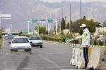 ترافیک محورهای منتهی به مازندران سنگین است