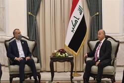 برهم صالح: عراقی امن و باثبات عنصری اساسی برای امنیت منطقه است