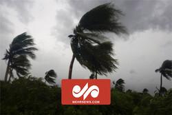 تصاویری از طوفان آیدا در هاوانا
