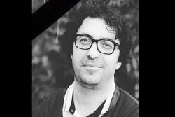 درگذشت یک روزنامه نگار بخاطر ایست قلبی