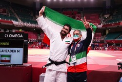 Iran wins second gold medal in Judo: 2020 Paralympics