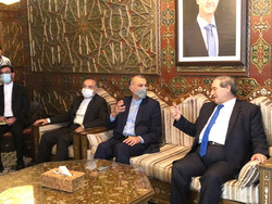 Iran, Syria created joint victories in terrorism fighting