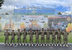 تیم دریابرد نیروی دریایی سپاه مقام سوم را به دست آورد