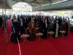 پروژههای عمرانی پردیس به مناسبت هفته دولت افتتاح شد