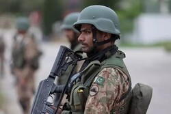 Two Pakistani soldiers killed on border with Afghanistan