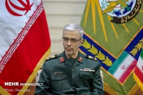 Bagheri once again warns terrorist groups in Iraqi Kurdistan