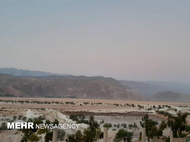 روزهای پریشانی بزرگترین دریاچه آب شیرین خاورمیانه