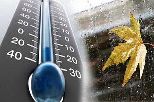 وزش شدید باد و کاهش محسوس دمای هوا در استان سمنان
