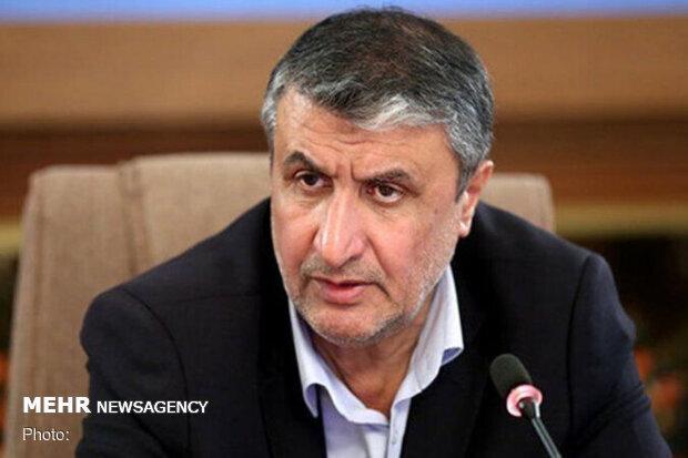 «محمد اسلامی» فعالیت خود را در سازمان انرژی اتمی آغاز کرد