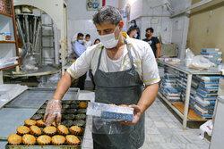 Traditional 'Yazdi' Cake Workshop in Yazd prov.