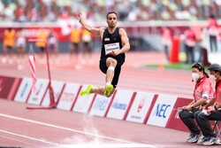 Khosravani's golden jump for Iran: 2020 Paralympics