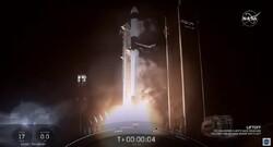 اسپیس ایکس بستنی و بازوی رباتیک را به ایستگاه فضایی برد