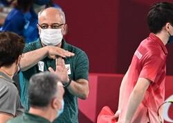 هادی رضایی نماینده فدراسیون جهانی والیبال نشسته شد