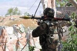 درگیری شدید ارتش سوریه با تروریستها در درعا/  کشته و زخمی شدن ۱۹ سرباز سوری