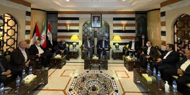 Sec-Gen of PFLP-GC hails Iran for supporting Resistance Axis
