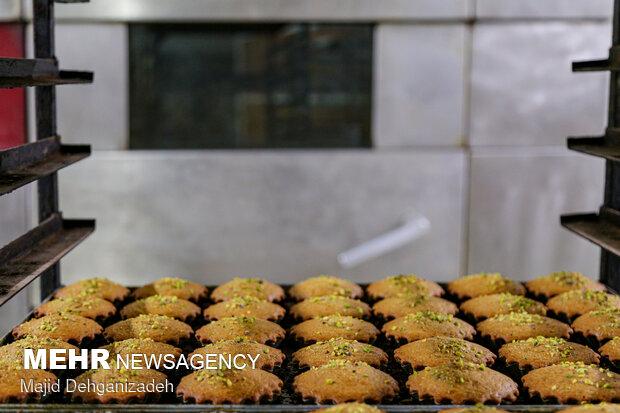 Traditional 'Yazdi' Cake Workshop