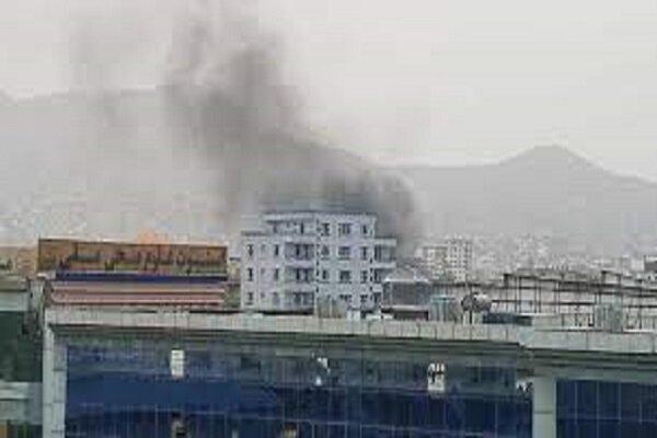 Rockets fired at Kabul Airport intercepted by US air defense