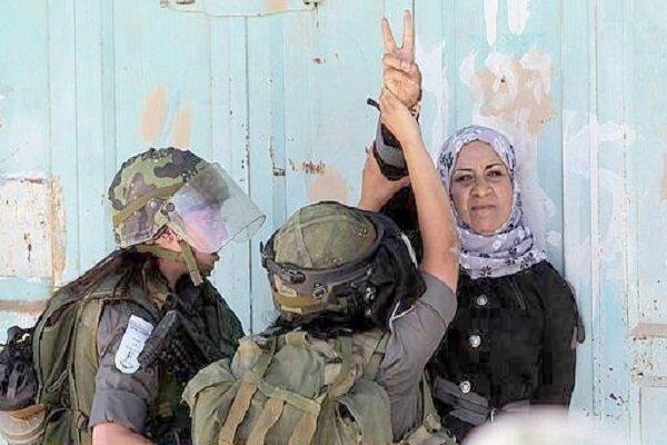 Zionists arrest 100 Palestinian women in 8 months