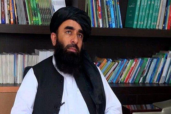 طالبان کی کابل پر امریکی حملوں کی مذمت